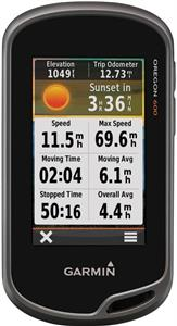 رهیاب ماهواره ای GPS گارمین Oregon 600 Worldwide Handheld GPS Navigator